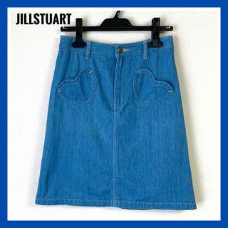 ジルスチュアート(JILLSTUART)の【美品】JILL STUART  ジルスチュアート  ミニスカート  サイズ0(ミニスカート)