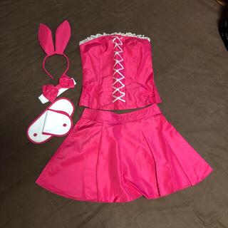 デイジーストア(dazzy store)のコスプレ衣装★ピンクバーニー★レディース★ハロウィン(衣装一式)