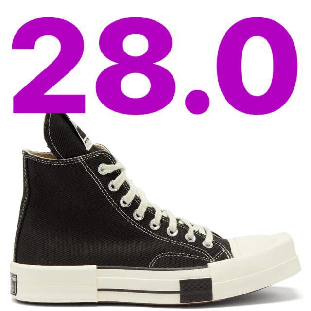 CONVERSE(コンバース)のConverse Rick Owens  メンズの靴/シューズ(スニーカー)の商品写真