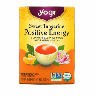 KALDI - ヨギティー yogi tea positive energy