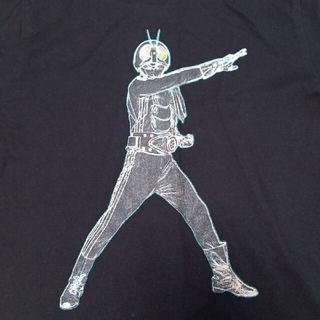 GU - GU キッズ Tシャツ (仮面ライダー1号) 130