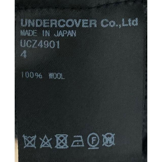 UNDERCOVER(アンダーカバー)のUNDERCOVER メンズ ニット セーター 【ブロック プルオーバー】 メンズのトップス(ニット/セーター)の商品写真