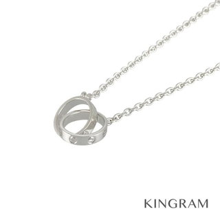 Cartier - カルティエ ベビーラブ  ネックレス 【8/10~8/15休業】
