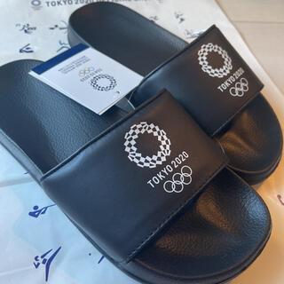 【公式商品】 東京2020 オリンピック 五輪 サンダル 27〜28㎝