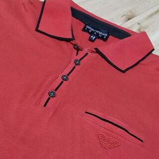 エンポリオアルマーニ(Emporio Armani)の《人気》エンポリオアルマーニジーンズ メンズ ポロシャツ XL LL(ポロシャツ)
