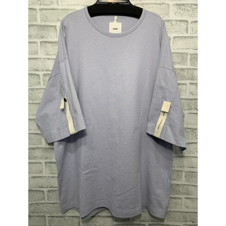Jil Sander - OAMC オーエーエムシー 20SS ロゴ テープ オーバーサイズ Tシャツ