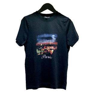 Balenciaga - バレンシアガ BALENCIAGA Paris Tシャツ 17SS 半【中古】