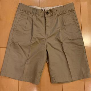 ディッキーズ(Dickies)のdickies relaxed fit shorts ショーツ khaki(ショートパンツ)