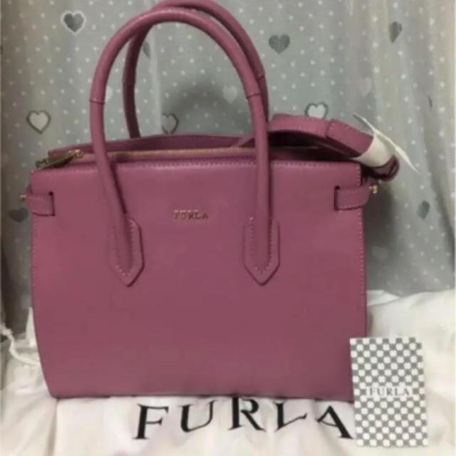 Furla(フルラ)の最終お値下げ フルラ(FURLA) 2Way ハンドバッグ レディースのバッグ(ハンドバッグ)の商品写真