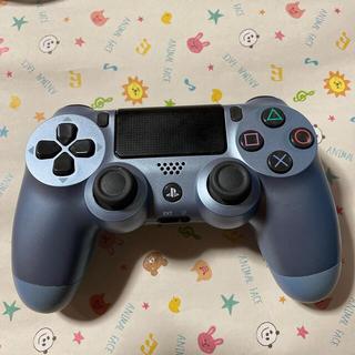 SONY - PS4コントローラー チタンブルー(本体のみ)