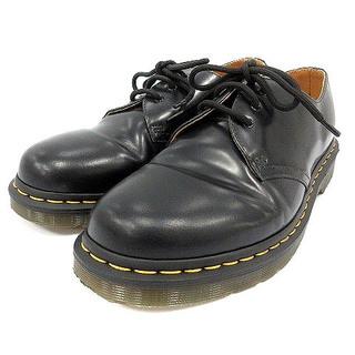 Dr.Martens - ドクターマーチン プレーントゥシューズ 8 27cm 黒 WY004