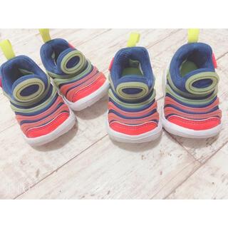 NIKE - NIKEベビたん靴(8㌢)