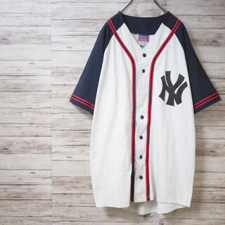 Champion - Champion×NY Yankees Baseball Jersey