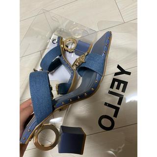 イエローブーツ(Yellow boots)のyello shoes(サンダル)