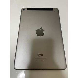 Apple - iPad mini4 Wi-Fi + Cellularモデル 64GB
