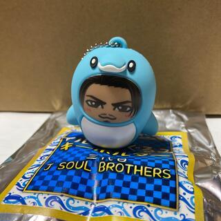 三代目 J Soul Brothers - 今市隆二 イルカ着ぐるみキーホルダー