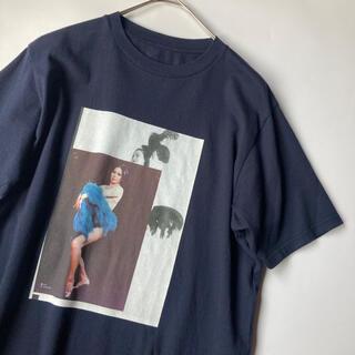 mame - コンビニ マメ コラボ Tシャツ トップス マメ