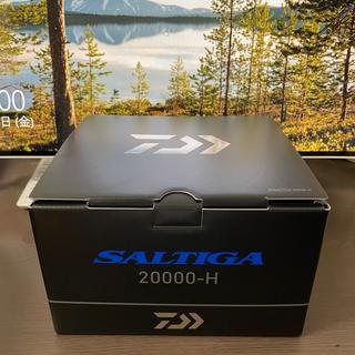 DAIWA - ダイワ ソルティガ 20000H DAIWA 新品未使用品