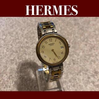 エルメス(Hermes)の【送料無料】HERMESクリッパー エルメスレディース腕時計(腕時計)