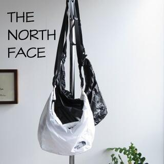 THE NORTH FACE - THE NORTH FACE ノースフェイス 白 ショルダーバッグ ポーチ