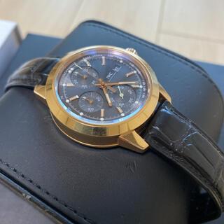 インターナショナルウォッチカンパニー(IWC)のIWC IW380803 インヂュニア・クロノグラフ 機械式 自動巻(腕時計(アナログ))