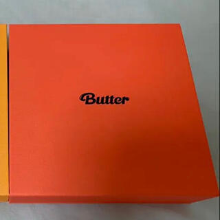 ボウダンショウネンダン(防弾少年団(BTS))のBTS 防弾少年団 Butter CD Peaches ピーチ(K-POP/アジア)