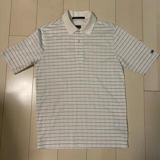 ナイキ(NIKE)のナイキ ポロシャツ Sサイズ ホワイト(ポロシャツ)