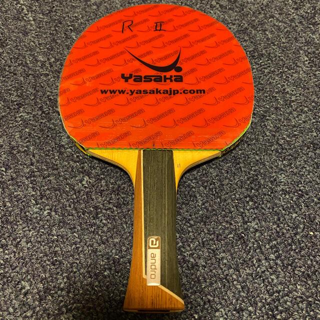 【早い者勝ち】卓球 ラケット トレイバーFi スポーツ/アウトドアのスポーツ/アウトドア その他(卓球)の商品写真