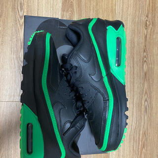 NIKE - undefeated × airmax90
