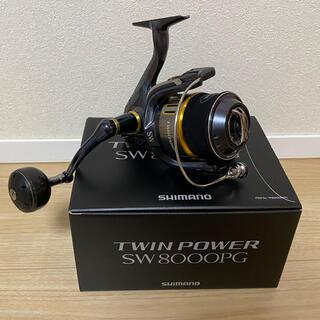 SHIMANO - シマノ ツインパワーSW8000PG