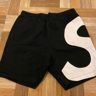 Supreme - supreme Sロゴ ショーツ ハーフパンツ