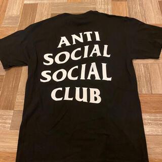 STUSSY - anti social social club Tシャツ