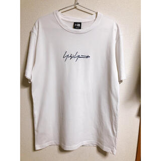 Yohji Yamamoto - ヨウジヤマモト ニューエラコラボ Tシャツ メンズ M