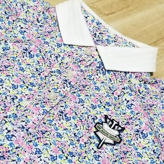 BEAMS - 《美品》ビームス ゴルフウエア レディース 半袖 シャツ L