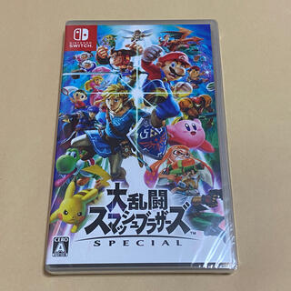 Nintendo Switch - 新品未開封 大乱闘スマッシュブラザーズ SPECIAL Switch