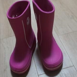 クロックス(crocs)のcrocs  レインブーツ(長靴/レインシューズ)