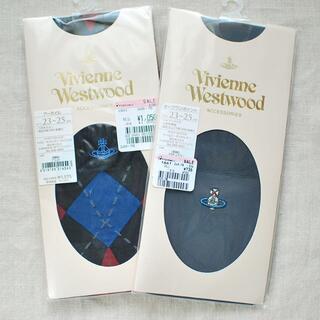 ヴィヴィアンウエストウッド(Vivienne Westwood)のタイツ&ハイソックス丈 Vivienne Westwood(タイツ/ストッキング)