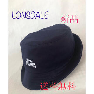 LONSDALE - ❤️英国ブランドLONSDALEツイルバケットハット