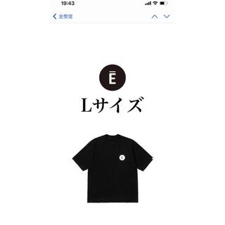 1LDK SELECT - the ennoy professional  エンノイ tシャツ ブラック