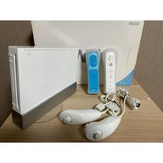 Wii - Nintendo Wii ホワイト