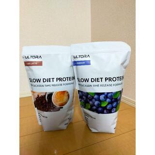 【新品/未使用】ULTORA ウルトラ スローダイエット プロテイン(ダイエット食品)