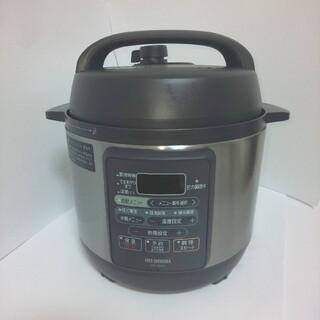 アイリスオーヤマ - 【送料無料】アイリスオーヤマ 電気圧力鍋 KPC-EMA3-B