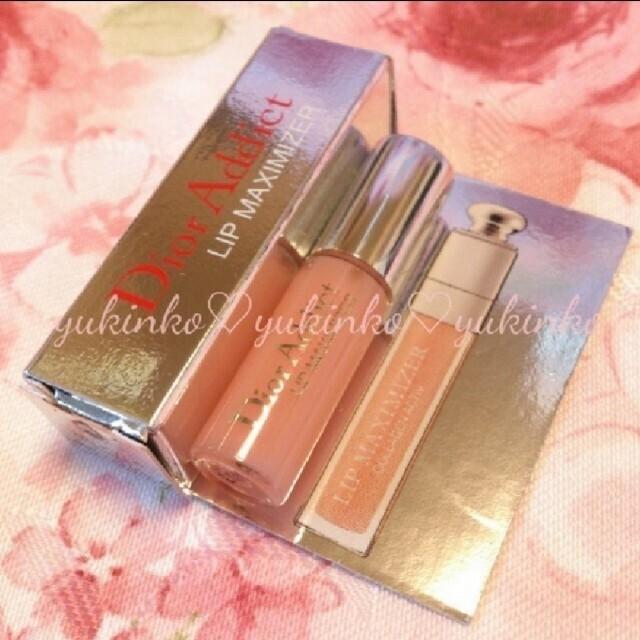 Dior(ディオール)のディオール リップマキシマイザー ミニ 1ml コスメ/美容のスキンケア/基礎化粧品(リップケア/リップクリーム)の商品写真