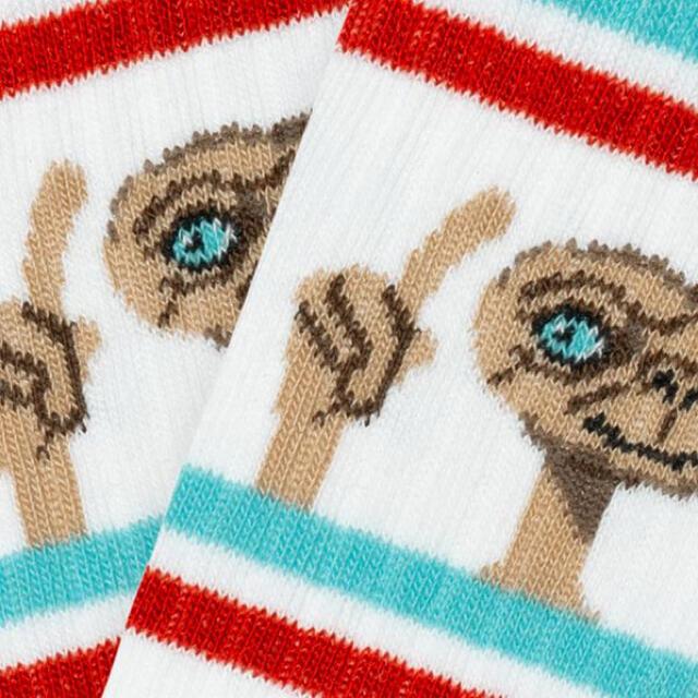 こどもビームス(コドモビームス)のJimmy Lion × E.T. ソックス 1-3Y キッズ/ベビー/マタニティのこども用ファッション小物(靴下/タイツ)の商品写真