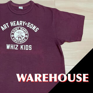 ウエアハウス(WAREHOUSE)のウエアハウス Tシャツ WareHouse(Tシャツ/カットソー(半袖/袖なし))