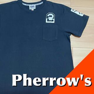 PHERROW'S - フェローズ Tシャツ Pherrow's