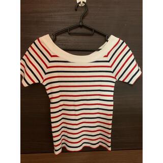 イング(INGNI)の【レディース】INGNI 半袖 ボーダー(Tシャツ(半袖/袖なし))