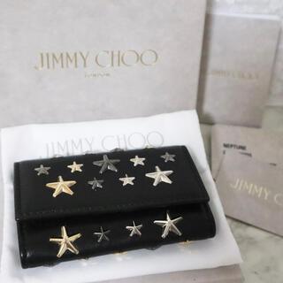 JIMMY CHOO - 新品 ジミーチュウ キーケース JIMMY CHOO