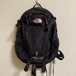 THE NORTH FACE - NORTH FACE シングルショット リュック