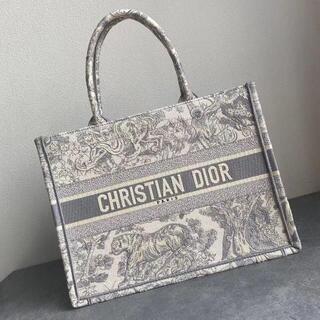 Dior - Dior ディオール book tote ブックトート ラージ